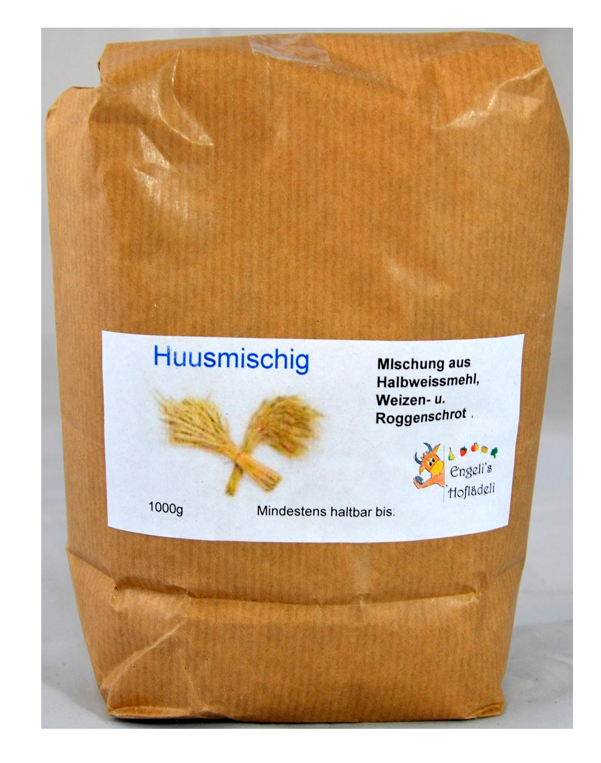 Huusmischig-Mehl 1 Kg - Engelis Hoflädeli